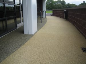 Commercial Resin Bound Pathways Sheffield