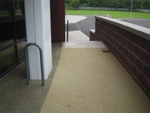 Kirk Hall Resin Pathway