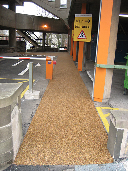 Which Is Best For Commercial Pathways Tarmac or Resin?