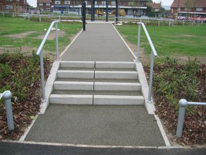 Commercial Resin Pathways Doncaster