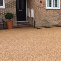 Driveways Made of Resin Sheffield