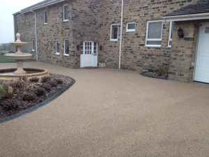 Resin Driveway Chesterfield