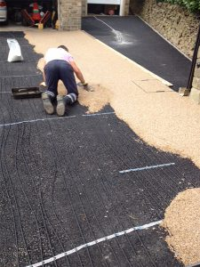 Laying Resin Stone Sheffield