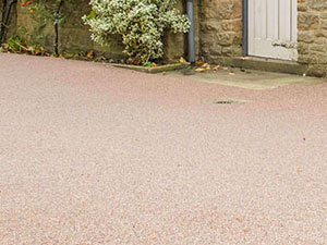 How long does a resin driveway take to set