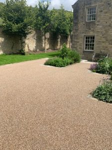 Resin Bound Stone Project Sheffield